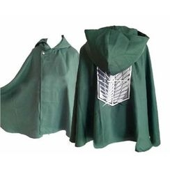Kaneki - Attack on Titan Cosplay Cape