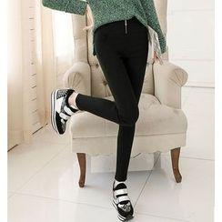 Jenny's Couture - Zip Leggings