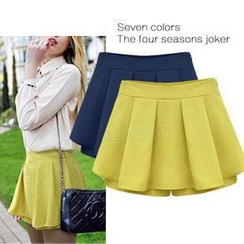 LIVA GIRL - Pleated Skort