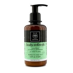 Apivita - Body Refresh Refreshing Body Milk