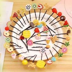 Seoul Young - Fruit Pattern Hair Pin