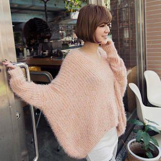Tokyo Fashion - Oversized Furry Sweater