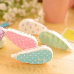 Paper Plane - Patterned Correction Tape