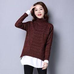 Romantica - Turtleneck Sweater