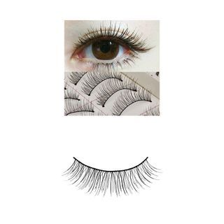 Magic Beauty - Eyelash #217 (10 pairs)