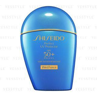 Shiseido - Perfect UV Protector SPF 50+ PA++++ (Wet Force)