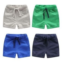 lalalove - Kids Drawstring Shorts