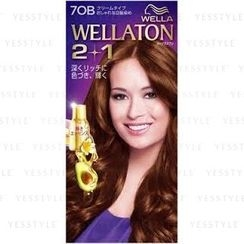 Wella - Wellation 2 + 1 Hair Color (#70B)