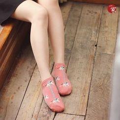 Socka - Carousel-Print Socks