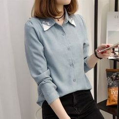 OGAWA - Embroidered Blouse