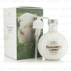 Farmhouse Fresh - Backcountry Caramel Body Milk