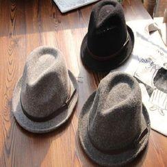 Hats 'n' Tales - Woolen Fedora Hat