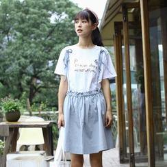 simphony - A-Line Jumper Skirt