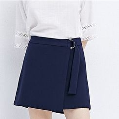 LUIMINE - Plain Culottes