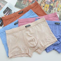 QIANLEE - Set of 4: Boyshorts