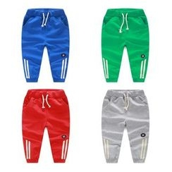 Seashells Kids - Kids Stripe Sweatpants