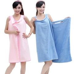 Dolfin - 纯色浴巾