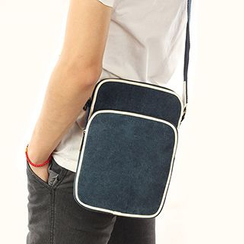 Moyyi - Canvas Crossbody Bag