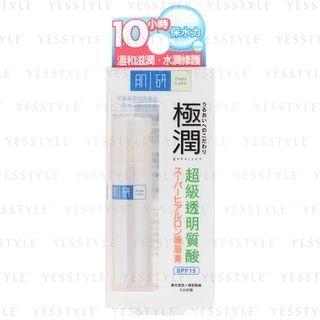 Mentholatum - Hada Labo Super Hyaluronic Acid Lip Balm SPF 15