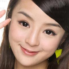 GEO - 彩色隐形眼镜 WI-A20 (Xtra 黑) [只提供 P-0.00]