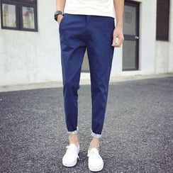 Bestrooy - Cuffed Trousers