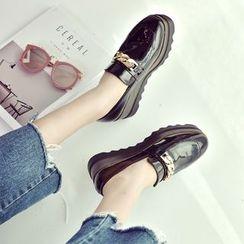Tina Nini - 厚底乐福鞋