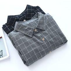 Bonbon - Plaid Shirt