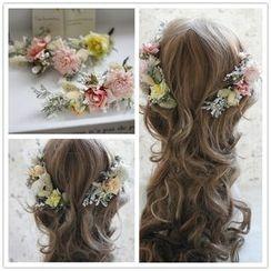 Neostar - Bridal Flower Hair Piece