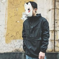 Milioner - Hooded Windbreaker