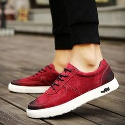 MARTUCCI - Genuine Leather Sneakers