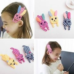 Chapa - Patterned Animal Hair Clip