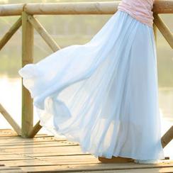 JVL - 百褶长裙