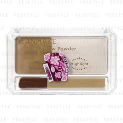 Canmake - Nose Shadow Powder (#Lamé or Pearl)