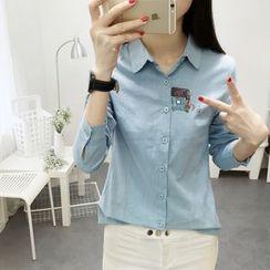 Sienne - Print Shirt