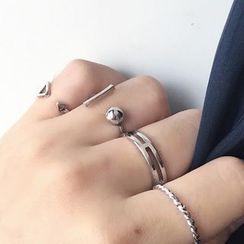 Calypso - Set of 4 : Rings
