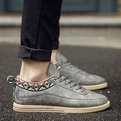 Araeo - Patterned Casual Shoes