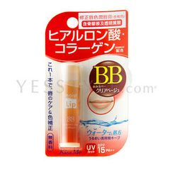 ISEHAN - Moist Lip BB SPF 15 PA++