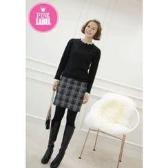 Lemite - Inset Skirt Leggings