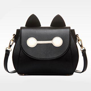 BeiBaoBao - Cat-Accent Cross Bag
