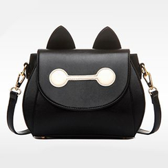 BeiBaoBao - Cat-Accent Cross Bag