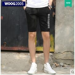 WOOG - Lettering Shorts