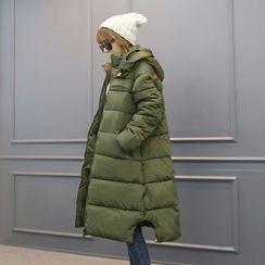 DANI LOVE - Hooded Padded Coat