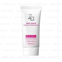 Za - True White Perfect Protector SPF 50+ PA++++