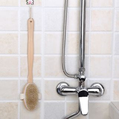 Homy Bazaar - Bath Brush with Long Handle