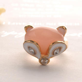 Fit-to-Kill - Head Of Fox Ring - Orange