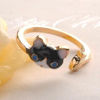 Fit-to-Kill - Oil Dripping Cat Ring