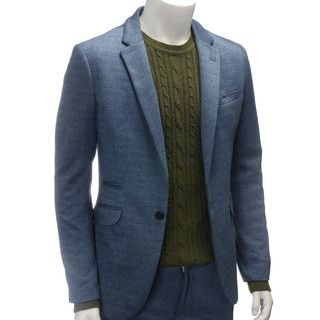 YesStyle M - Single-Button Blazer