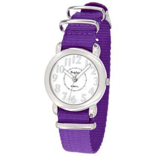 Collezio - nylon band Strap Watch