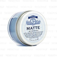 John Allan's - Matte Water-Based Pomade