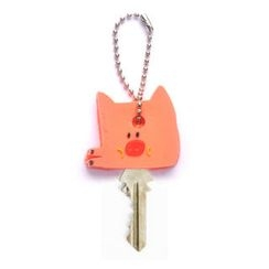 ioishop - Piggy Key Cap - Pink